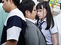 「J○を寸止めキスで焦らしたら発情!さらに唾液交換キスで豹変!!愛液まみれ......thumbnai10