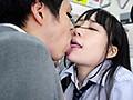 「J○を寸止めキスで焦らしたら発情!さらに唾液交換キスで豹変!!愛液まみれ......thumbnai12
