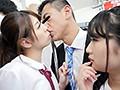 「J○を寸止めキスで焦らしたら発情!さらに唾液交換キスで豹変!!愛液まみれ......thumbnai14
