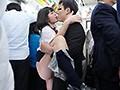 「J○を寸止めキスで焦らしたら発情!さらに唾液交換キスで豹変!!愛液まみれ......thumbnai9