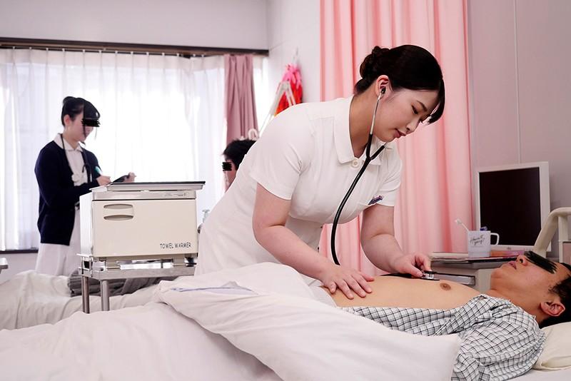【看護師 パイズリ】巨乳で巨尻の痴女ナースの、パイズリ素股プレイエロ動画。いいおっぱいですね!【エロ動画】
