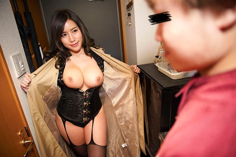 DANDY-714 Studio DANDY - Maria Nagai Goes On A Cherry Boy Stroll Deep And Rich Sexual First Experiences! A Horny Elder Sister Type Who Likes To Keep Ultra Sensual Boys Cumming And Cumming big image 3