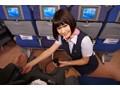 (1dandyvr00003)[DANDYVR-003] 【VR】長尺シチュエーション 「『大きな胸でゴメンナサイ』高嶺の花の巨乳CAが手コキ/フェラ/パイズリ/SEXを機内でこっそりヤってくれた」 ダウンロード 11