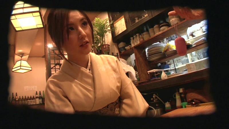 赤坂に数百件ある料亭や小料理屋の中で一際輝いていた美人で気品高く凛としたFcup美乳若女将がAVデビュー! 前田里美
