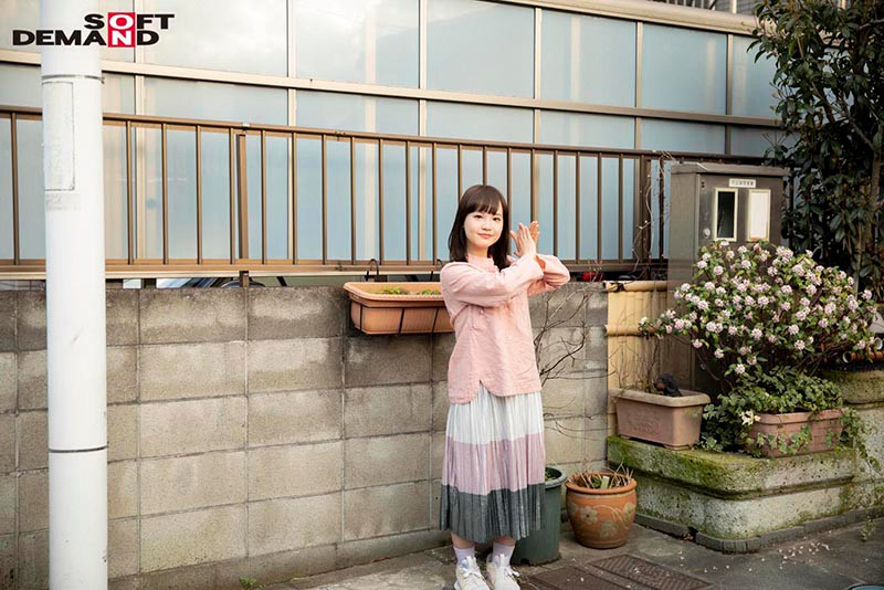 エロ可愛いの天才 低身長142cm 大阪弁のエンジェル 現役音大生 伊藤はる(19) デビューDVD