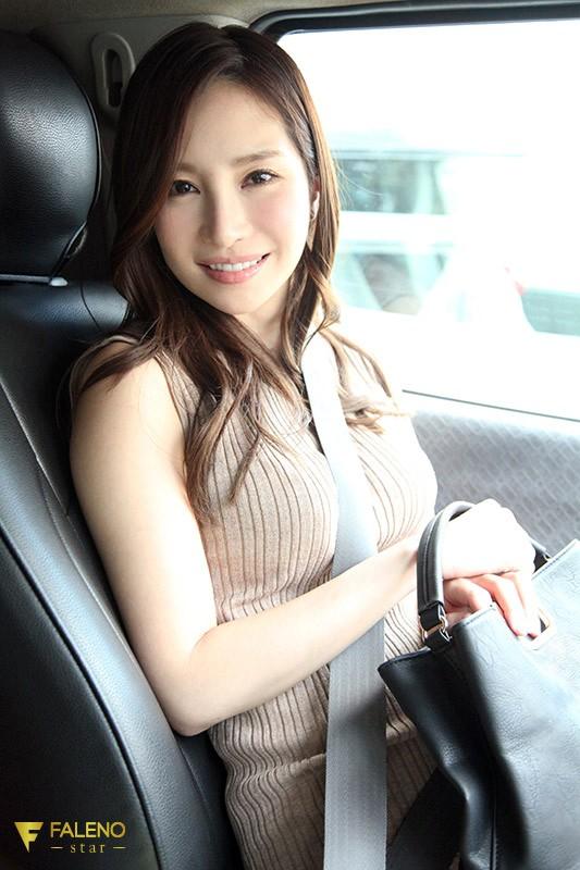謎のFALENO star専属 この巨乳美女は誰だ!? 小野夕子