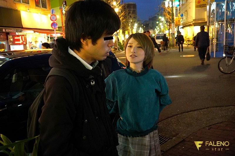 素人ドッキリ♪逆ナンパSEXスペシャル!!もしも、街頭インタビュー中に突然そらちゃんが現れたら…!? 椎名そら 8枚目