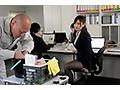 陰湿な中年清掃員のネットリ舐め愛撫にハマり毎日オフィスでステルス性交 桃尻かなめ