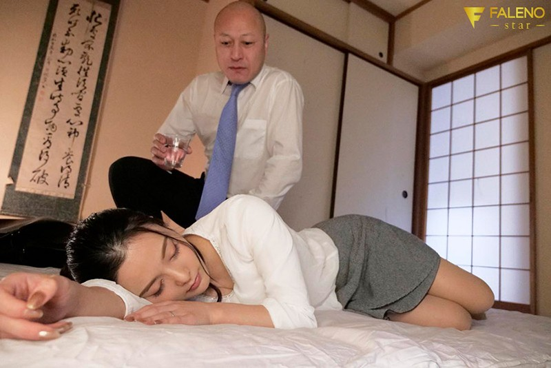 緊縛NTR 上司の緊縛セックスに堕ちた結婚3年目の美人部下 吉高寧々 1
