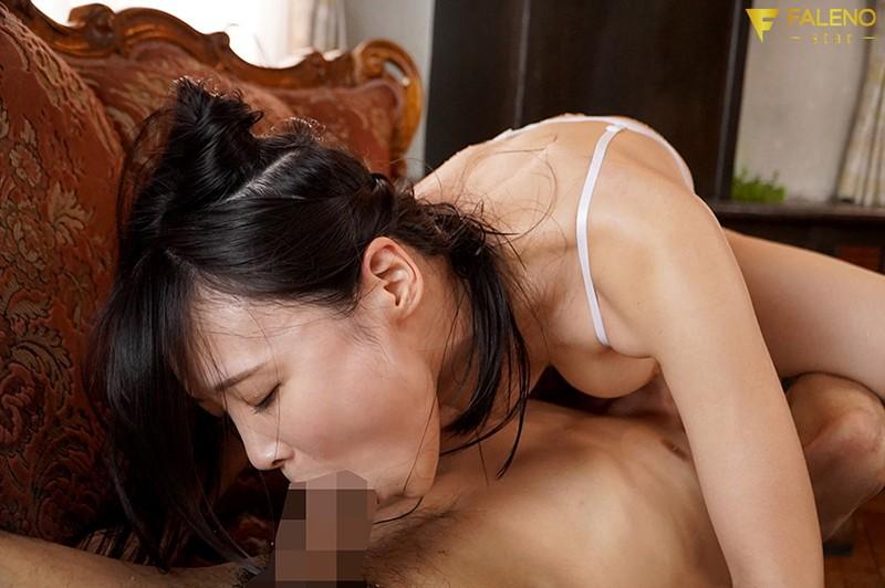 今まで出来なかった事をやりたくて来ました。 吉岡ひより完全移籍 汗だく汁だくベロチュウ性交3本番 画像3