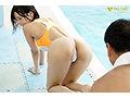 「私、誰にも言わないよ…?」巨乳女子○生の競泳水着越しの甘い誘惑に負けて校内禁断性交 二階堂夢