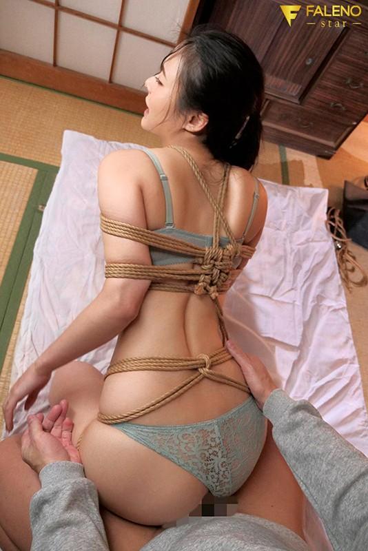 緊縛NTR 上司の緊縛セックスに堕ちた結婚3年目の美人部下 吉高寧々 画像4
