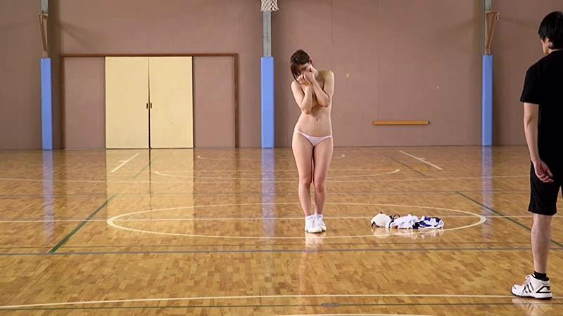 原色美女アスリート バスケット歴12年の性なるドリブル 星井笑 画像7