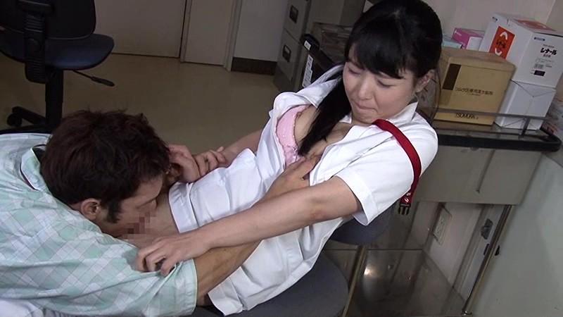 【看護師 夜這い】無防備でHな巨尻の看護師ナースの、夜這い痴漢レイププレイがエロい!!