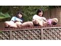 下校中に野ションする女子校生 3