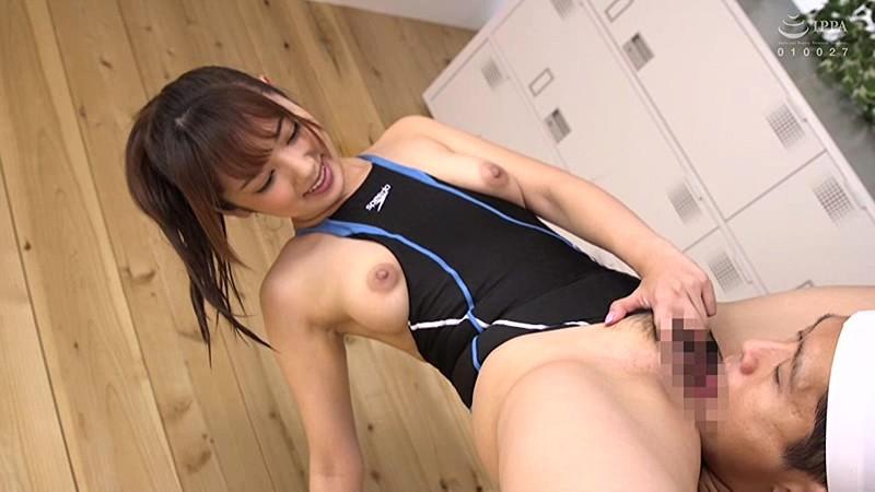 水着姿の痴女美女の、M男セックス無料動画!【痴女、美女動画】