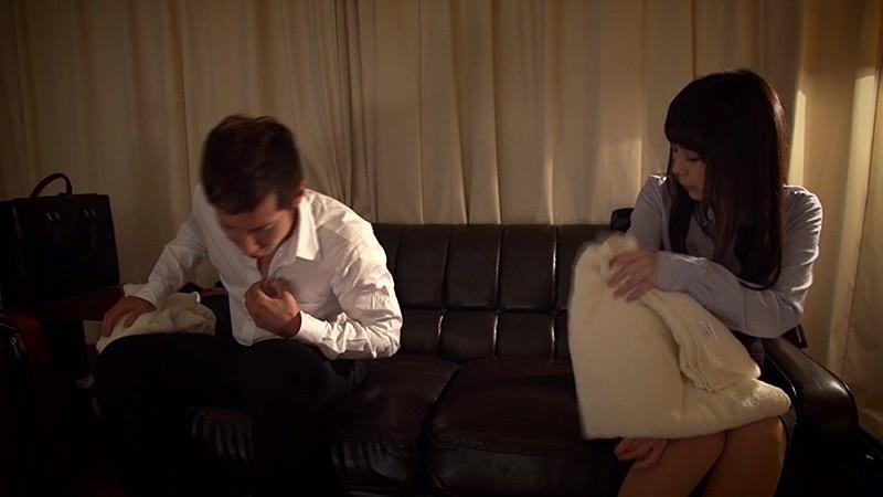 ワンルーム #1 台風と先輩とビジネスホテル-1 女性向けAV男優作品