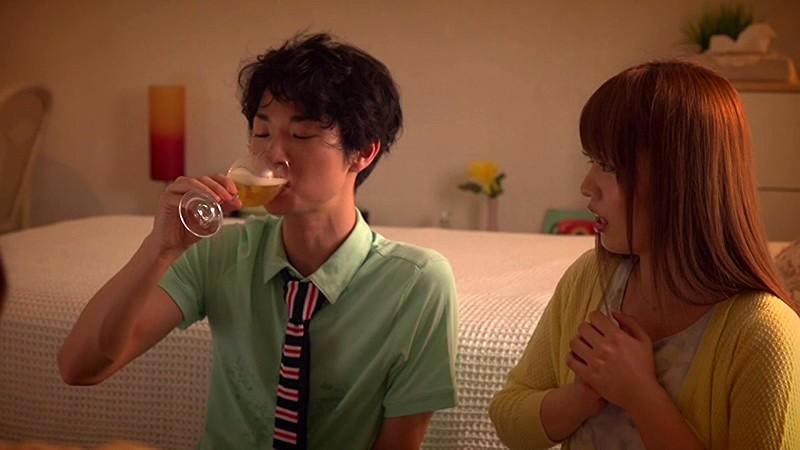 ワンルーム #2 幼馴染とお酒とワンルーム-2 女性向けAV男優作品