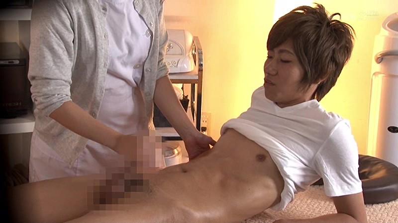 GIRL'S CH 男子の感じ顔・乱れ顔・イキ顔 select-2 イケメンAV男優動画/エロ画像