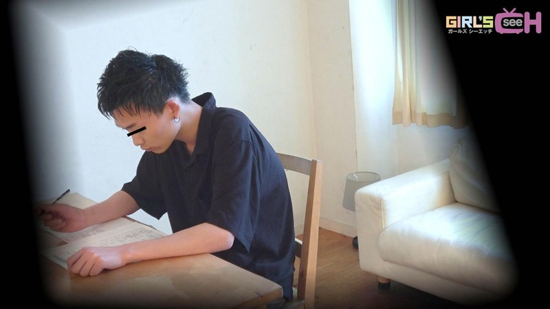 素人男子(ガチ)セクハラAV面接~素人男子を面接→即エッチ~ 画像19
