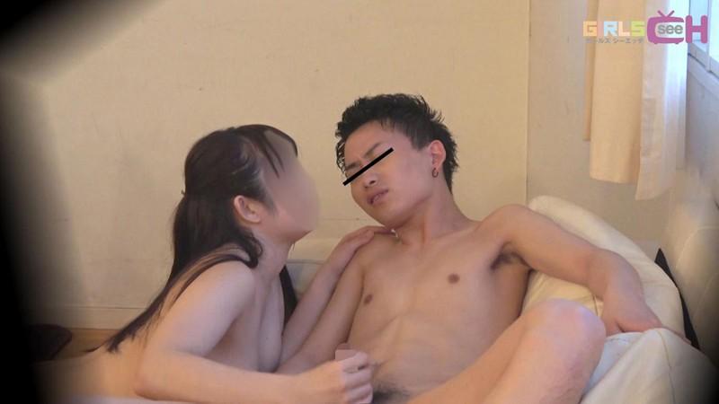 素人男子(ガチ)セクハラAV面接~素人男子を面接→即エッチ~ 画像7