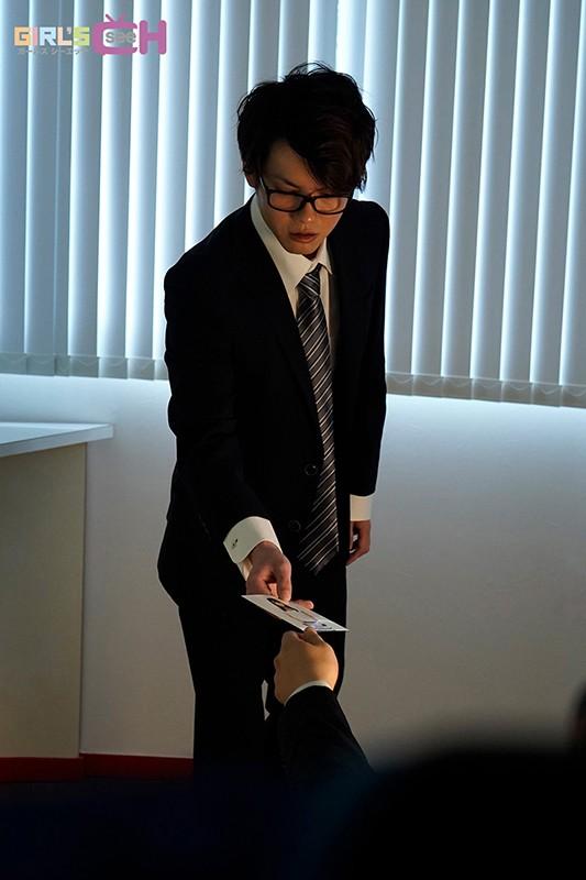 特命人事部長 田中 〜情報と愛液がダダ洩れ美乳女子社員を征伐〜 波多野結衣 1枚目