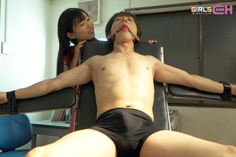 囚われた看護師 ~嫌がる白衣の美青年に無理やり種付け絶頂~-2 イケメンAV男優動画/エロ画像