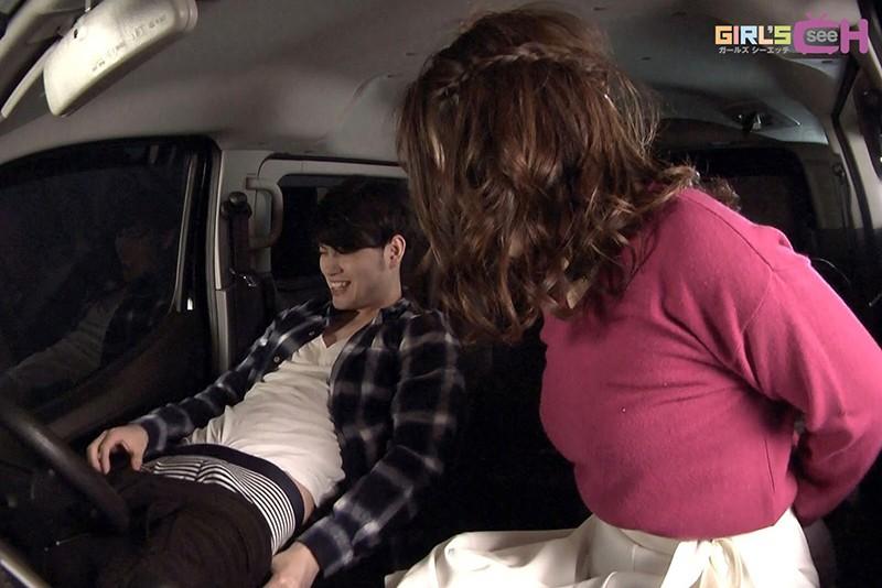 カーセックス ~車の中、密着体位で何度もイッちゃう 長瀬広臣×美泉咲~ 画像16