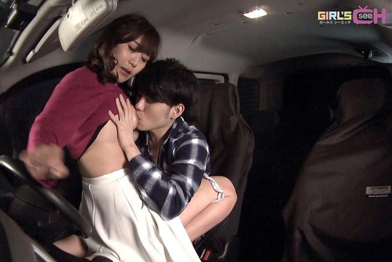 カーセックス ~車の中、密着体位で何度もイッちゃう 長瀬広臣×美泉咲~ 画像18
