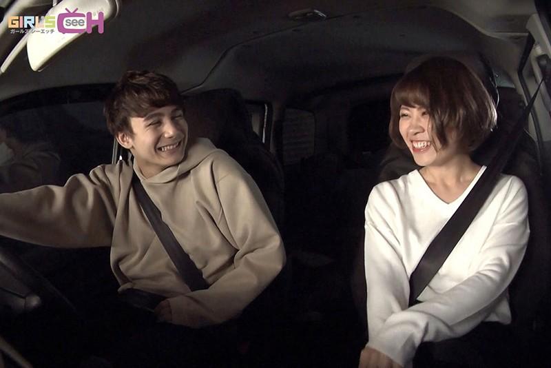 女性のための動画「デートの帰り、もうちょっとだけ一緒にいようとアレクくんに言われて…優しいキスを交わしそのまま車の中でエッチ。」のサムネイル画像