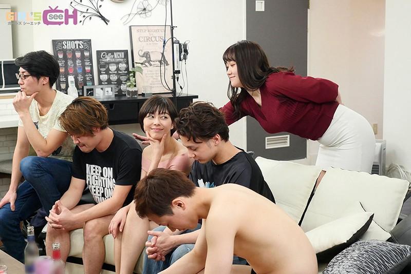女王様ゲーム~PARTY TIME~ アレク-11 イケメンAV男優動画/エロ画像