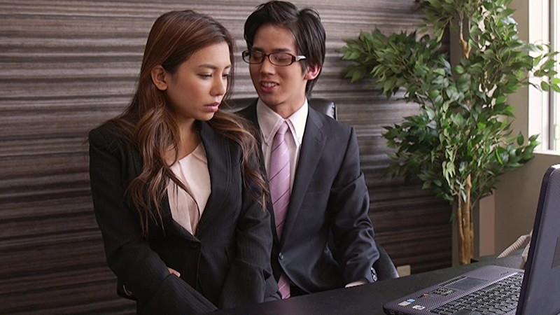 オフィスで内緒のエッチなお仕置き~本当にあった濡れる話~-1 イケメンAV男優動画/エロ画像