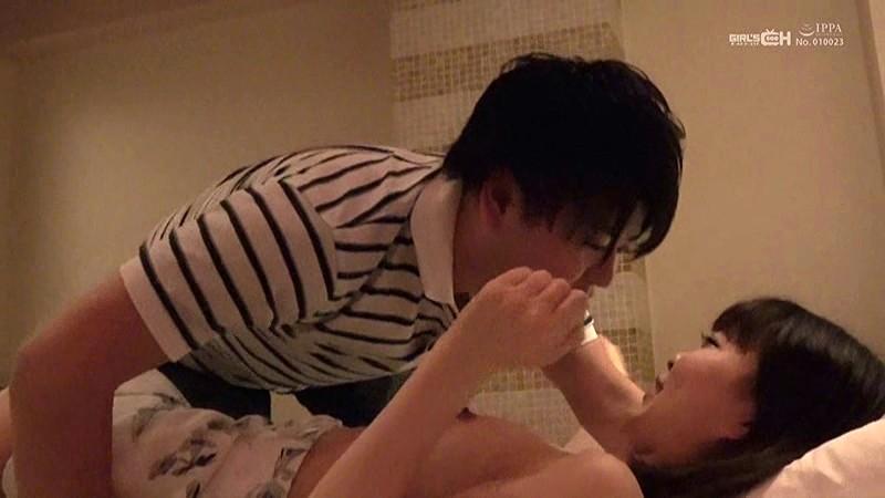 ナツキさんが友人に撮ってもらい紹介してくれた付き合って半年の彼氏君 GIRL'S CHのイケメン募集に応募してきた素人カップル投稿動画-7 イケメンAV男優動画/エロ画像