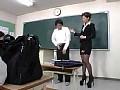 食い込み女教師とレズ女子校生1
