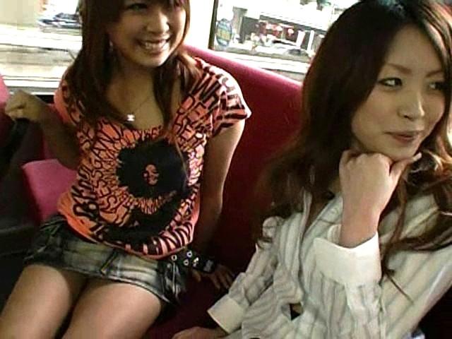 路線バスで勃起させてくる女たち[1havd420][1HAVD420] 1
