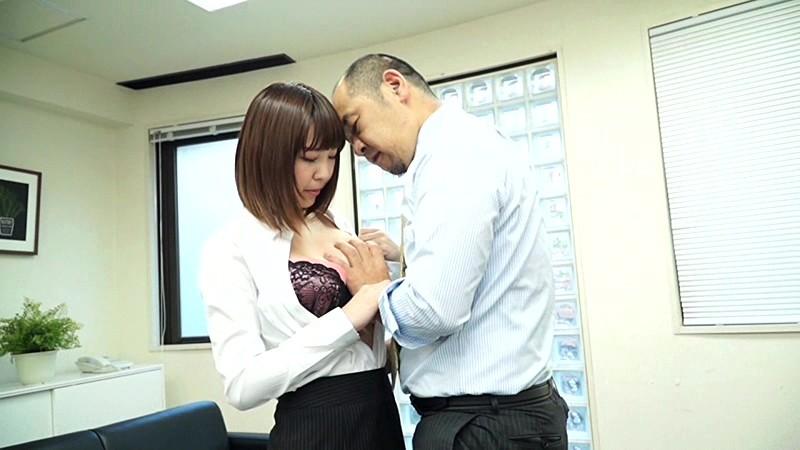 接吻面接 就活女子大生 内定をエサにムチムチボディを好き放題 森はるら 6枚目