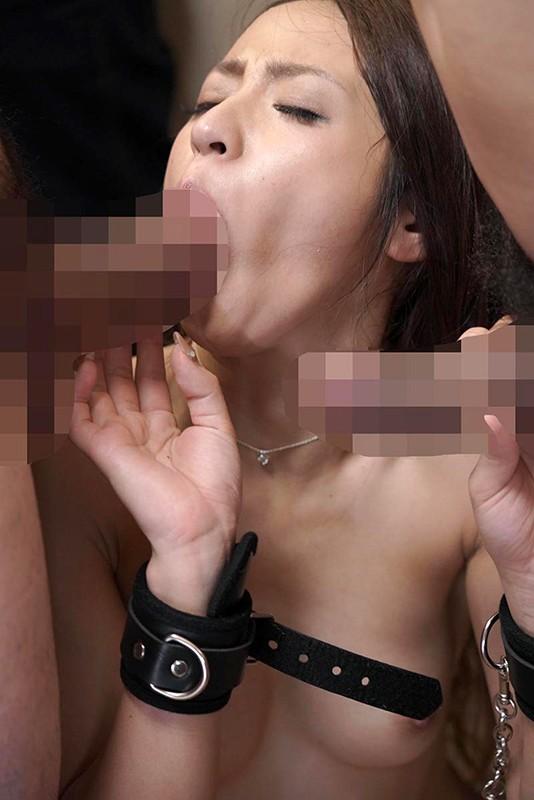 夫に内緒で他人棒SEX「実は主人の精液も飲んだことないんです」30歳すぎて初めての精飲 凌辱志願のギャル妻 りりかさん33歳 キャプチャー画像 17枚目