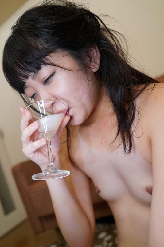夫に内緒で他人棒SEX 幼妻が初めての精飲 新妻このみさん19才 19枚目