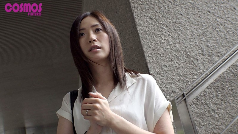 HAWA-195 Studio Cosmos Eizo - Admiring Sluts... Late Blooming Wife With Little Experience Wants To Fuck Tons Of Men In One Day Hikaru-san 34 Years Old - big image 1