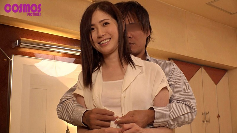 HAWA-195 Studio Cosmos Eizo - Admiring Sluts... Late Blooming Wife With Little Experience Wants To Fuck Tons Of Men In One Day Hikaru-san 34 Years Old big image 7