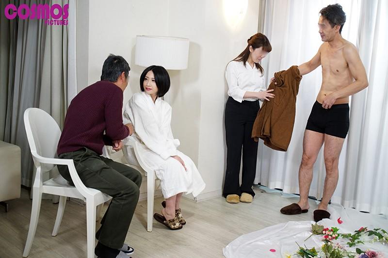 寝取らせ検証『綺麗な裸を残しておきたい』メモリアルヌード撮影で共演した夫よりも若いモデルの他人棒を見て愛液を垂らした妻はその後、SEXしてしまうのか?VOL.9 画像4