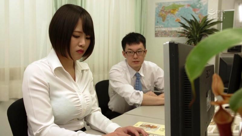 ぶっかけられた巨乳女教師 真田みづ稀 1枚目