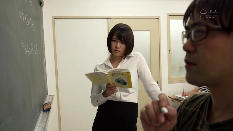 ぶっかけられた巨乳女教師 真田みづ稀 2枚目