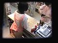 アルバイト先の本屋で上は制服、下は丸裸!!sample13