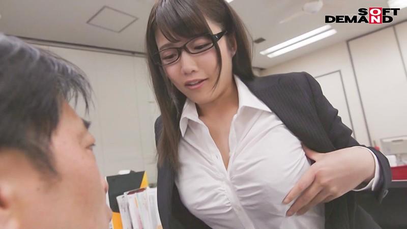 巨乳MC上司を催●洗脳で忠誠な淫乱雌犬にさせて、社内でハメ放題! 佐知子 9枚目