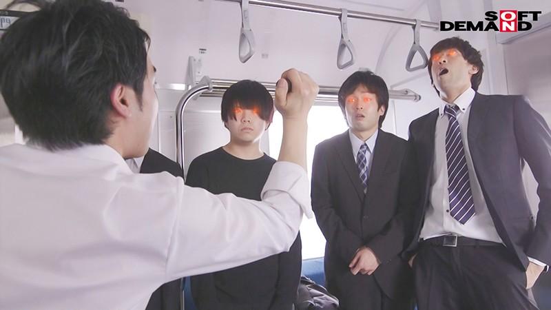 通学中の電車で見かける可愛いあの子が洗脳された乗客のチ○ポで犯られまくり!ムカつくヤンキーのおふざけのおチ○ポ大好き公然わいせつ性奴●になってしまった… 白石かんな キャプチャー画像 9枚目