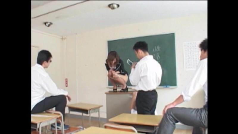 新任女教師 長瀬愛5