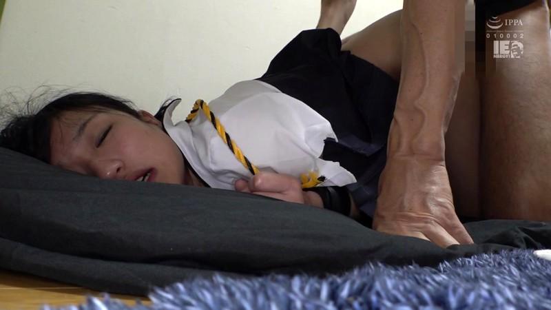 監禁 拘束した少女を人形のように弄ぶ変質者の異常性癖 渚ひまわり 画像15