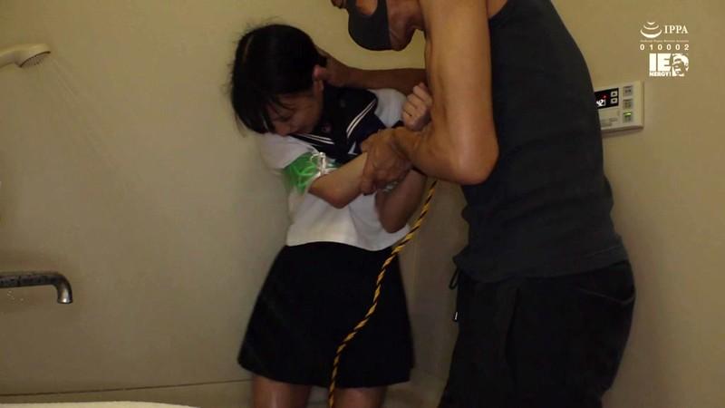監禁 拘束した少女を人形のように弄ぶ変質者の異常性癖 渚ひまわり 画像8