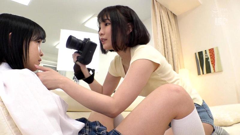 工藤ララ レズ解禁 カメラマンの従姉に恋した私 画像1